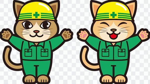 Safety gymnastics cat 2