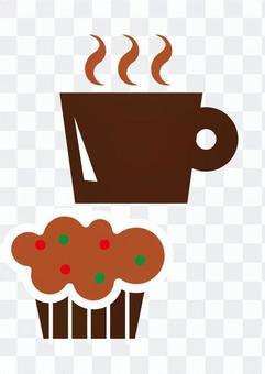 咖啡和糖果