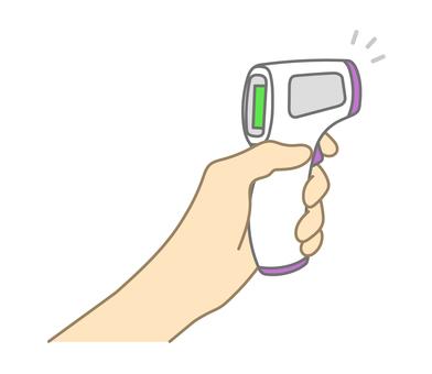 非接觸式溫度計