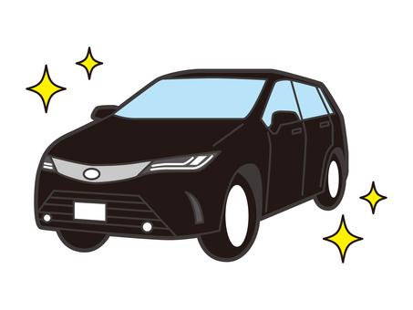 高級車 SUV 車