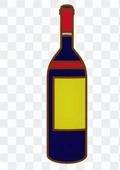 Bottle (Blue Yellow)
