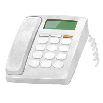 Fixed telephone