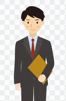 Businessman file