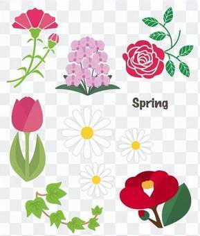 春の花 まとめ