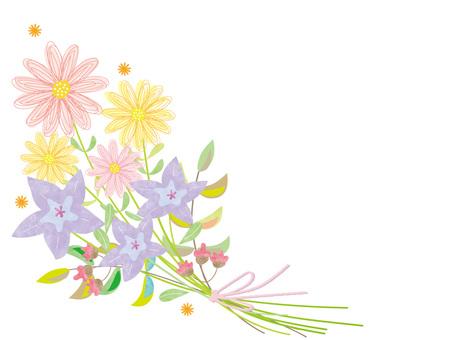 秋花花束3_斯堪的納維亞風格