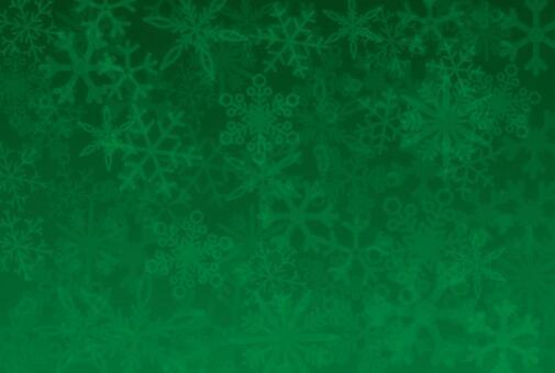 눈 배경 _ 녹색