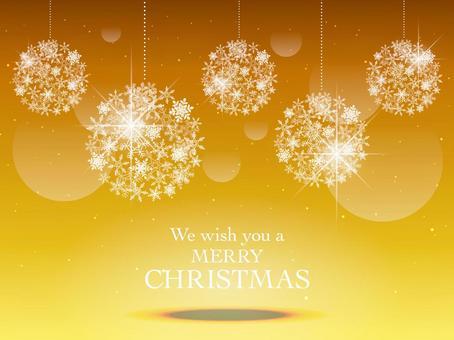 聖誕節圖像003黃色