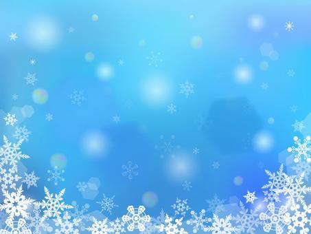 冬背景-15