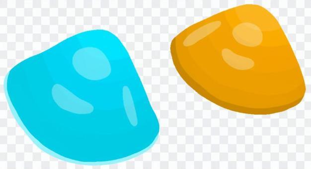 二枚貝 貝殻