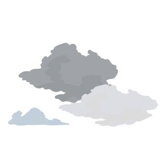 Suspicious rain clouds