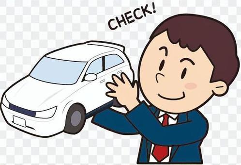 カーチェック(SUV)