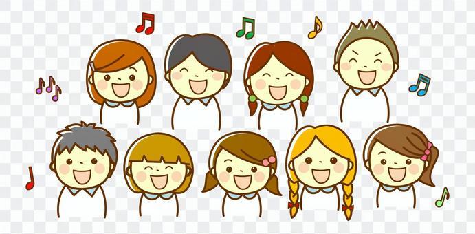 兒童合唱團②