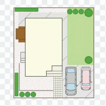 Exterior image diagram