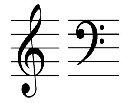 Tone symbols and acoustic symbols