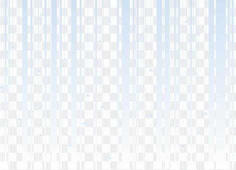 條紋 - 藍色