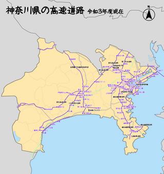 神奈川縣神奈川高速公路
