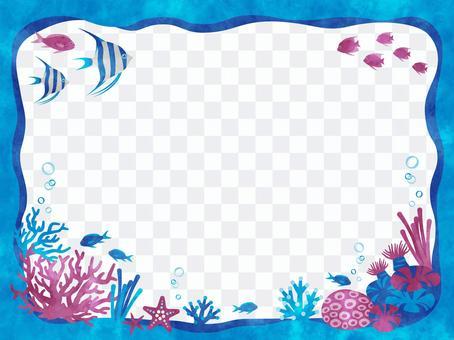 海のフレームA