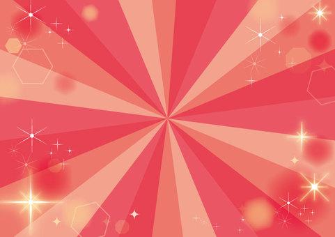 【背景】紅色(A4尺寸)