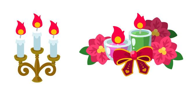聖誕蠟燭 set_no 主線