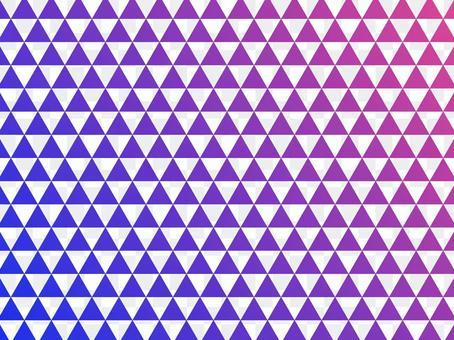 漸變刻度圖案:藍色 x 粉色