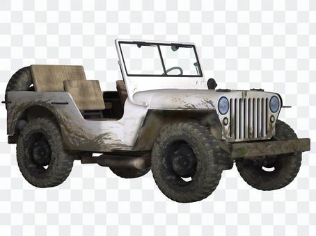 越野車06