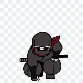 忍者/參觀