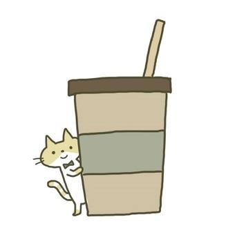 咖啡館(貓)