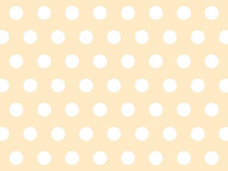 圓點背景材料(淡橙色)