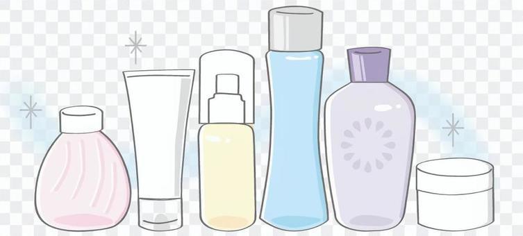 化妝品容器