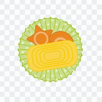 雞蛋和胡蘿蔔