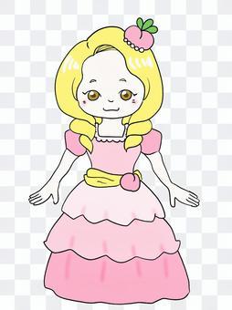 【Fruits Princess】 Momo princess