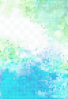 點紋理 - 藍色