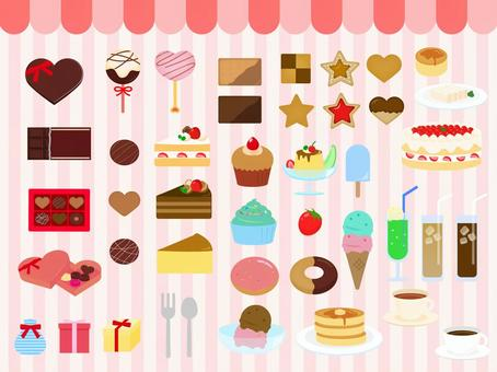 Sweets Desert Sweets