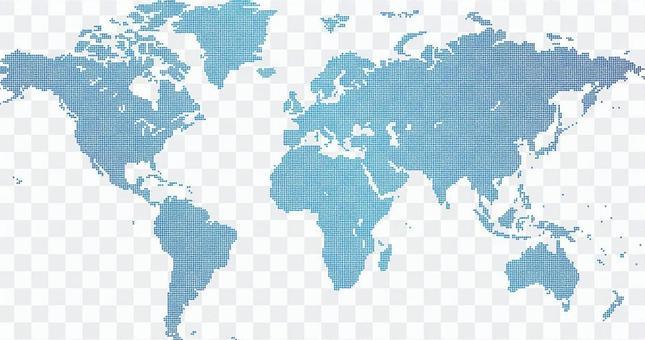 點世界地圖1d