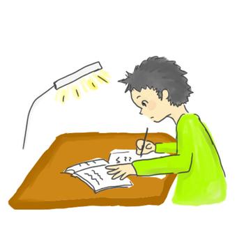 Self-study in a