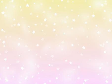 星散背景7 [粉紅色]