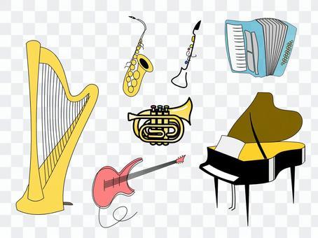楽器 セット