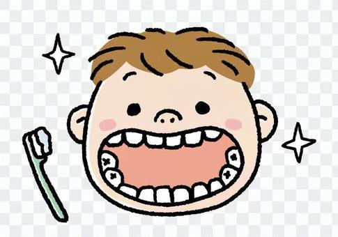 Toothpaste kids