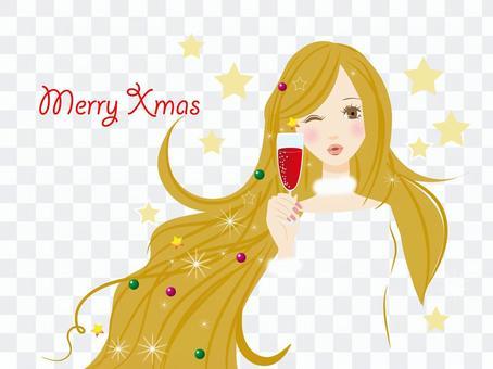 乾杯(聖誕快樂)