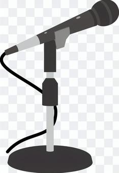 Microphone stand 1