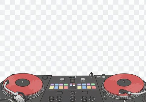 Turntable (red binary)