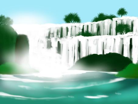 伊瓜蘇瀑布