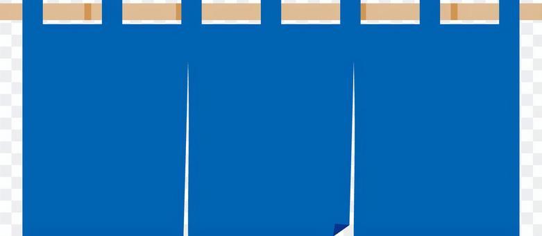 商譽(藍色)