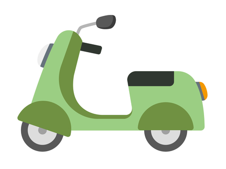 Scooter (green)
