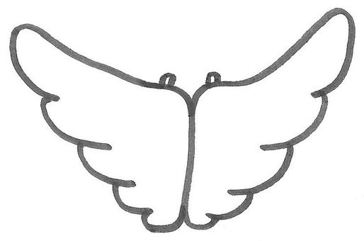 Showering wing