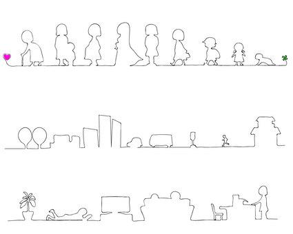 Line - Life