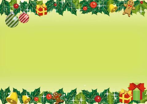 聖誕節框架1