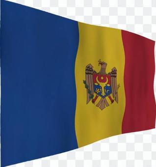 摩爾多瓦國旗