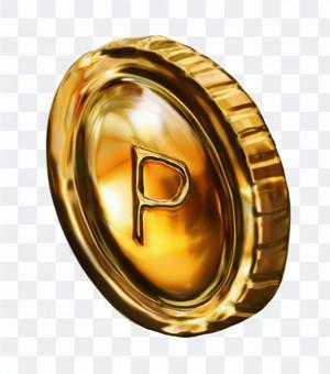 3DCG點硬幣