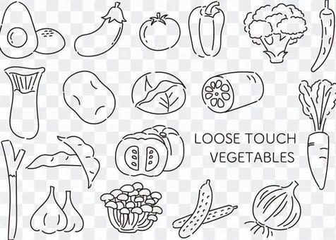 鬆動蔬菜套裝